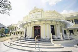 "Музей текстиля королевы Сирикит ""Queen Sirikit Museum of Textiles"""
