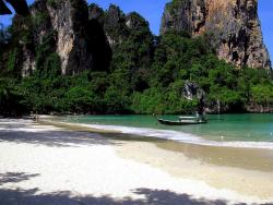 Пляж Рейли Бич (Railay Beach)