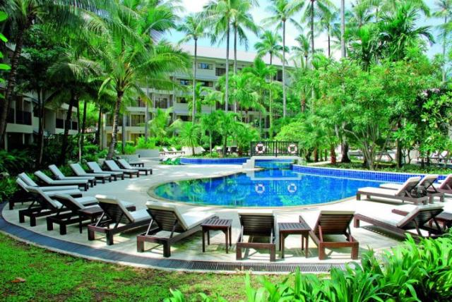 Отель Courtyard by Marriott Phuket at Surin Beach 4*